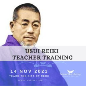 Reiki Master Teacher Training and Mentoring Sydney with Samantha Avery