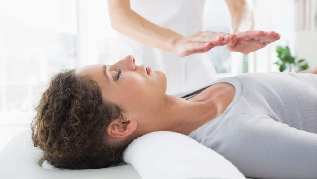 Usui Reiki healing