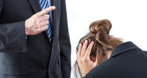 Is there a Workplace Bully in your office?