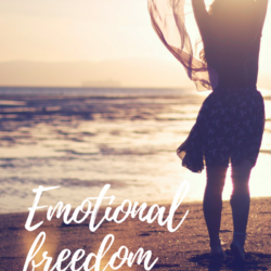 Emotional Freedom: What you need when tension rises