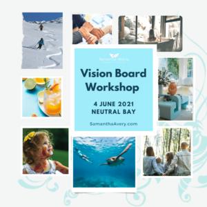 Vision board Workshop for Financial Wellness